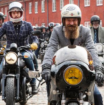 Пробег классических мотоциклов уже скоро!