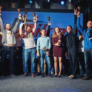 Награждения чемпионов!