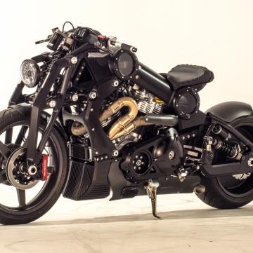 Самый дорогой мотоцикл – на «Мотозиме»!