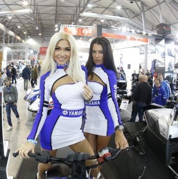 """Yamaha и Super Marine - на """"Мотозиме"""""""